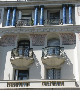 BEAUTIFUL BALCONIES AND BUILDING (3)