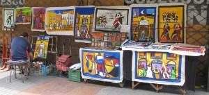 Pedestrian Street - Paintings (2)
