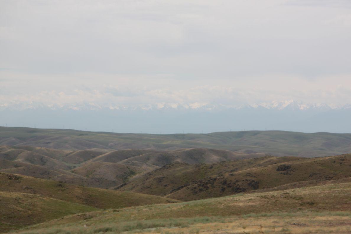 Vers Almaty