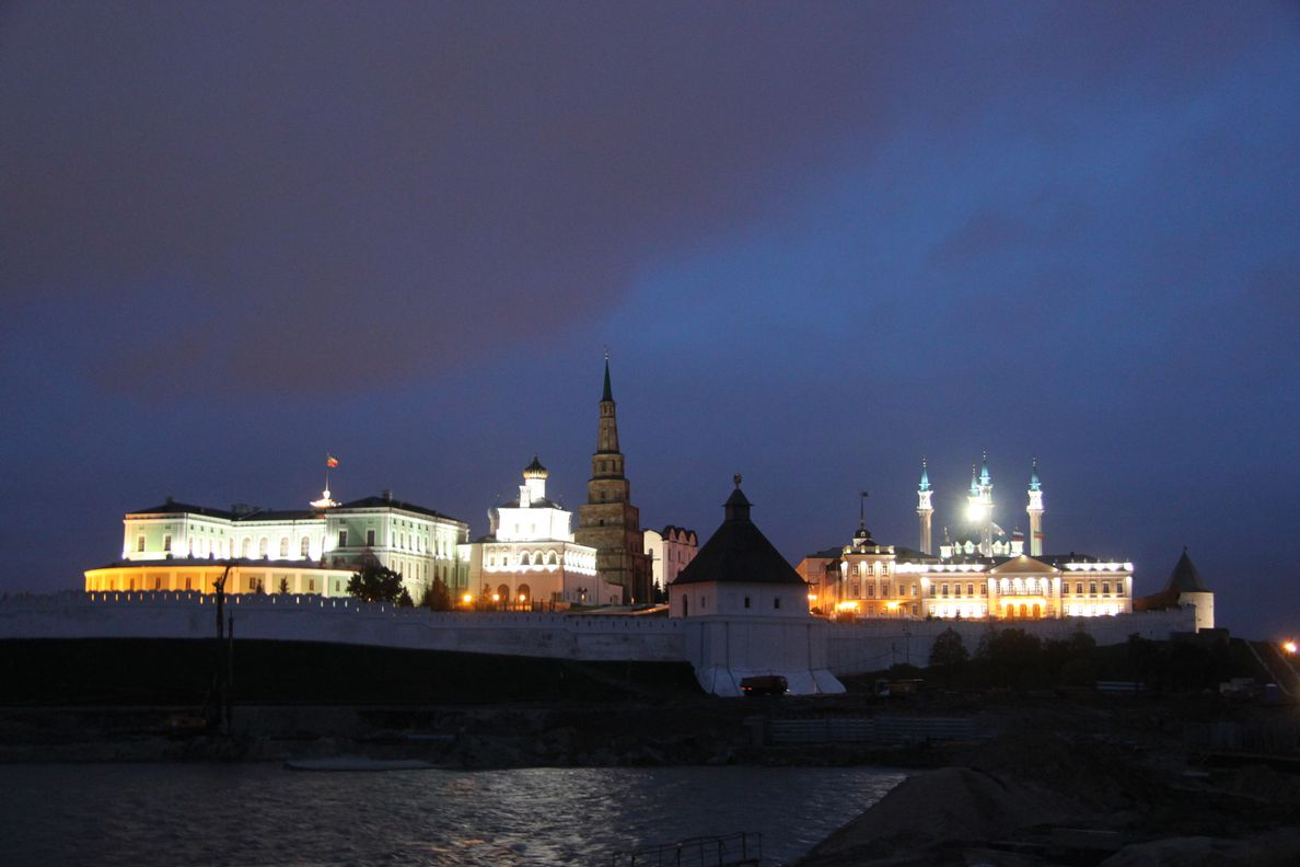 Des regrets pour Kazan