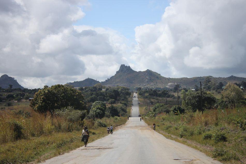 Arrivée au Malawi.