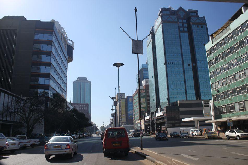 Harare.