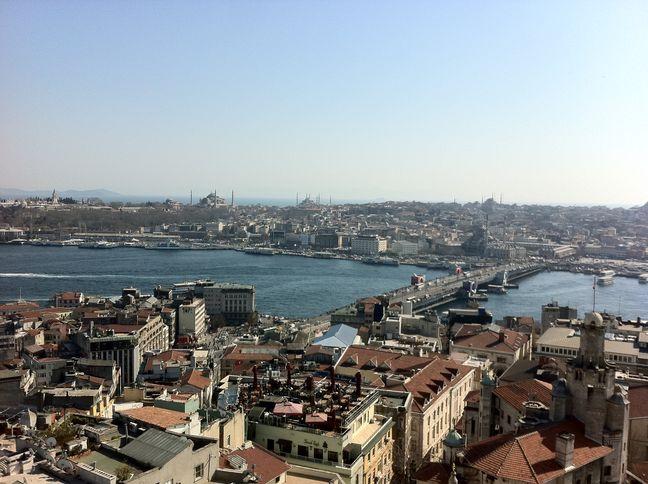 Visite d'Istanbul