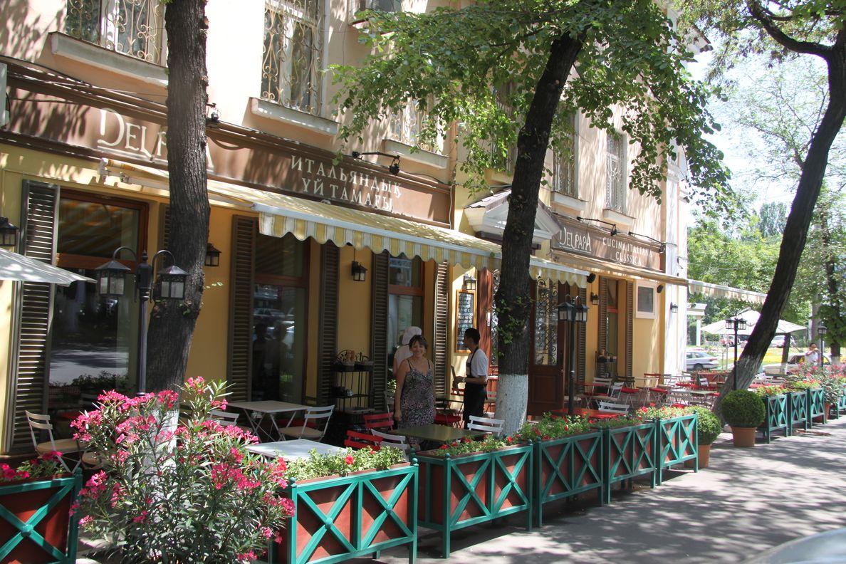 Almaty c'est fini