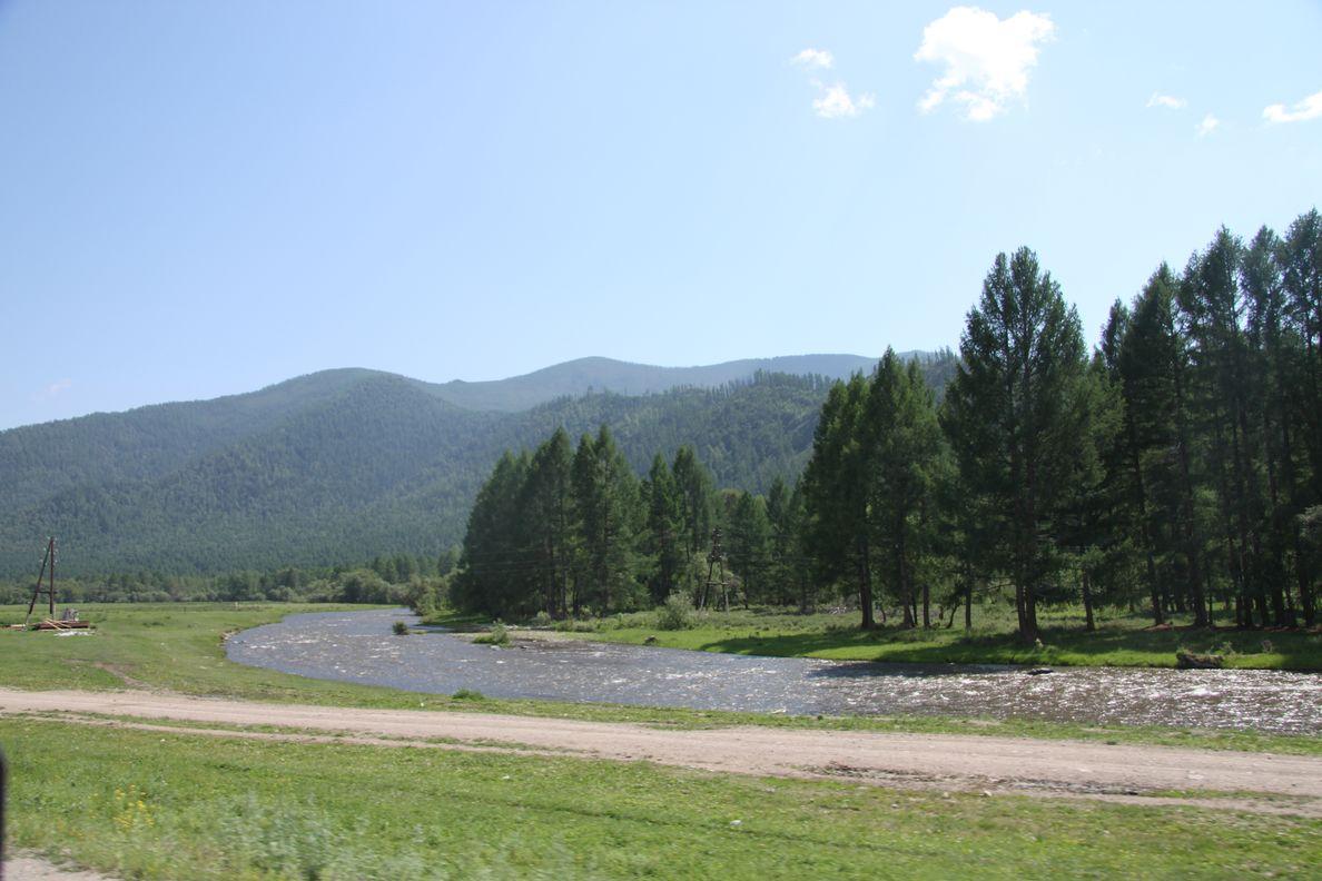 On repousse l'entrée en Mongolie