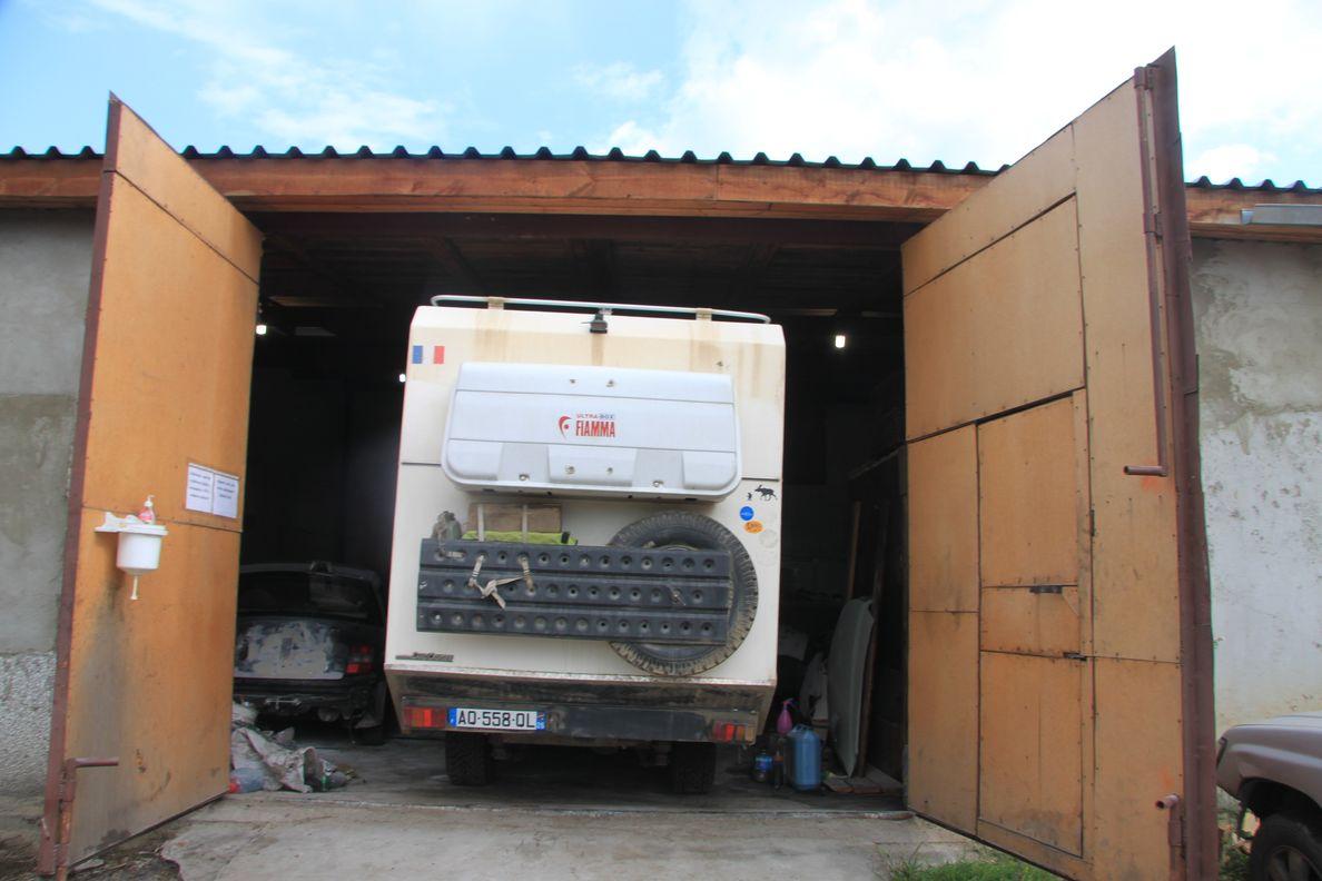 Petit garage
