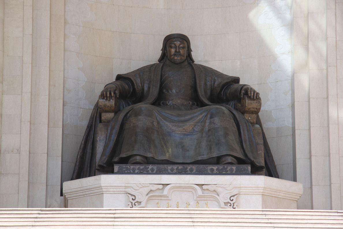 Repos avant de quitter la mongolie