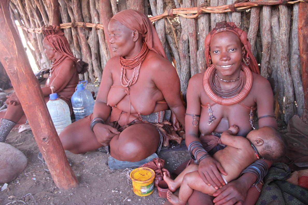 Village Himba.