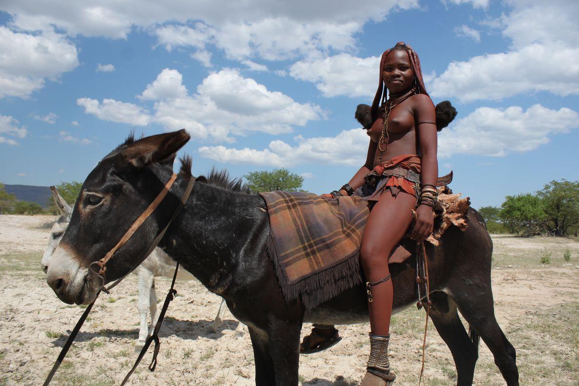 Troisième jour en terre Himba.