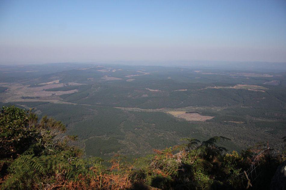 bref passage en Afrique du Sud