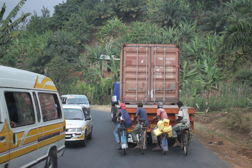 Du Burundi au Kenya